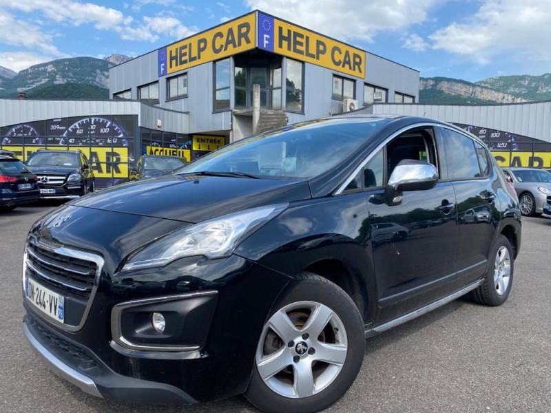 Peugeot 3008 1.6 HDI115 FAP FELINE Diesel NOIR Occasion à vendre