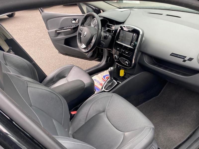 Photo 4 de l'offre de RENAULT CLIO IV 1.2 TCE 120CH GT EDC ECO² à 11990€ chez Help car