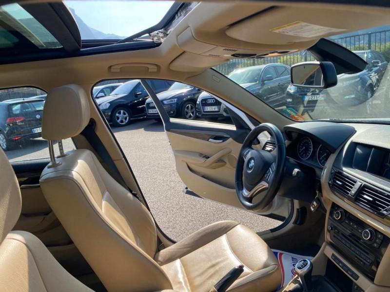 Photo 5 de l'offre de BMW X1 (E84) SDRIVE18D 143CH LOUNGE PLUS à 10990€ chez Help car