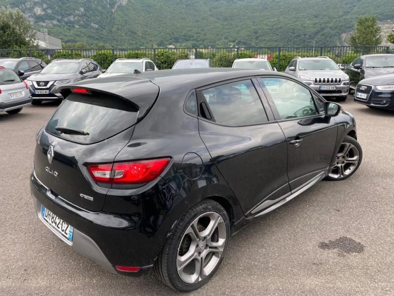 Photo 3 de l'offre de RENAULT CLIO IV 1.2 TCE 120CH GT EDC ECO² à 11990€ chez Help car