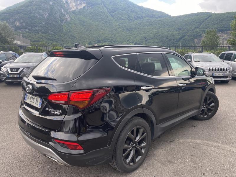 Photo 3 de l'offre de HYUNDAI SANTA FE 2.2 CRDI 200CH EXECUTIVE 4WD BVA 7PLACES à 21990€ chez Help car