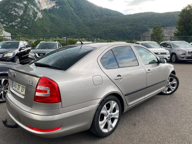 Photo 3 de l'offre de SKODA OCTAVIA 2.0 TDI136 RS LINE à 6990€ chez Help car
