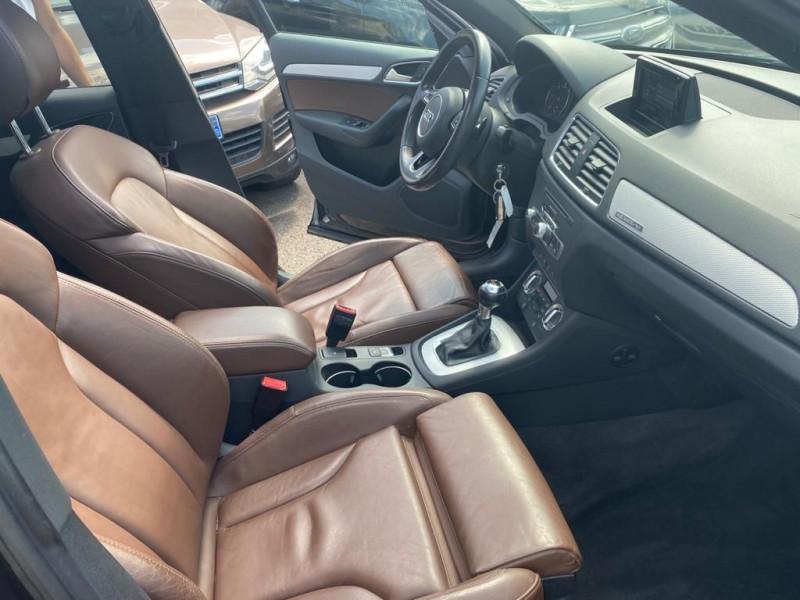 Photo 4 de l'offre de AUDI Q3 2.0 TDI 177CH AMBITION LUXE QUATTRO S TRONIC 7 à 14490€ chez Help car