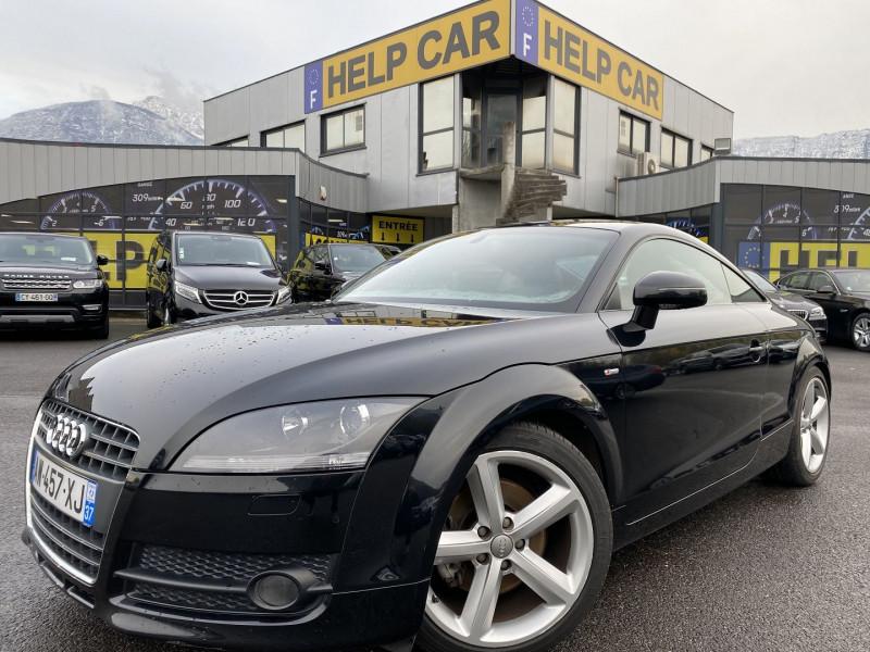 Audi TT 1.8 TFSI 160CH S LINE Essence NOIR Occasion à vendre