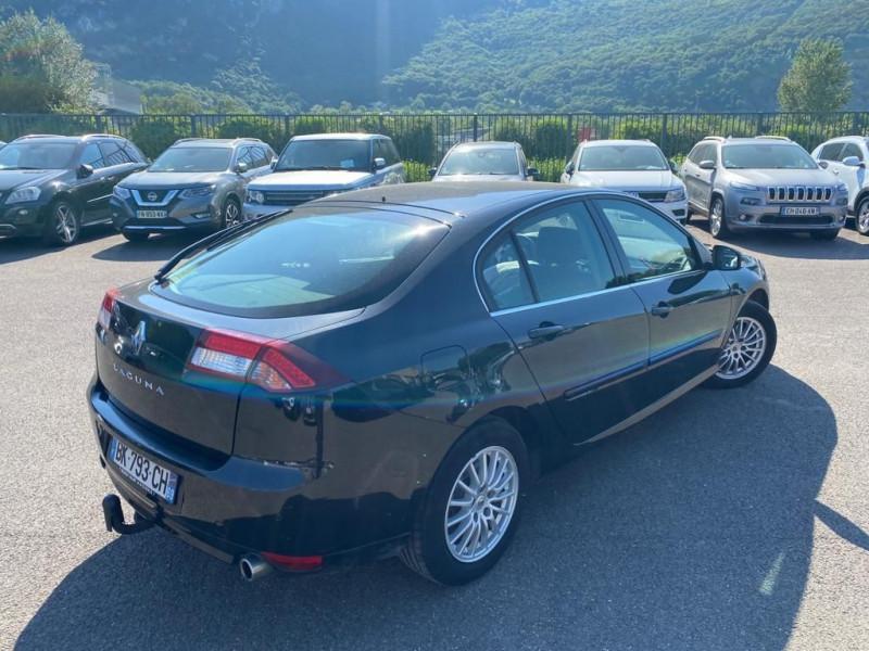 Photo 3 de l'offre de RENAULT LAGUNA III 2.0 DCI 130CH BLACK EDITION à 8490€ chez Help car