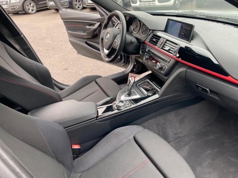 Photo 4 de l'offre de BMW SERIE 3 (F30) 318DA 143CH SPORT à 17990€ chez Help car