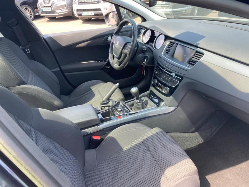Photo 2 de l'offre de PEUGEOT 508 SW 1.6 E-HDI 115CH FAP BUSINESS PACK à 11990€ chez Help car