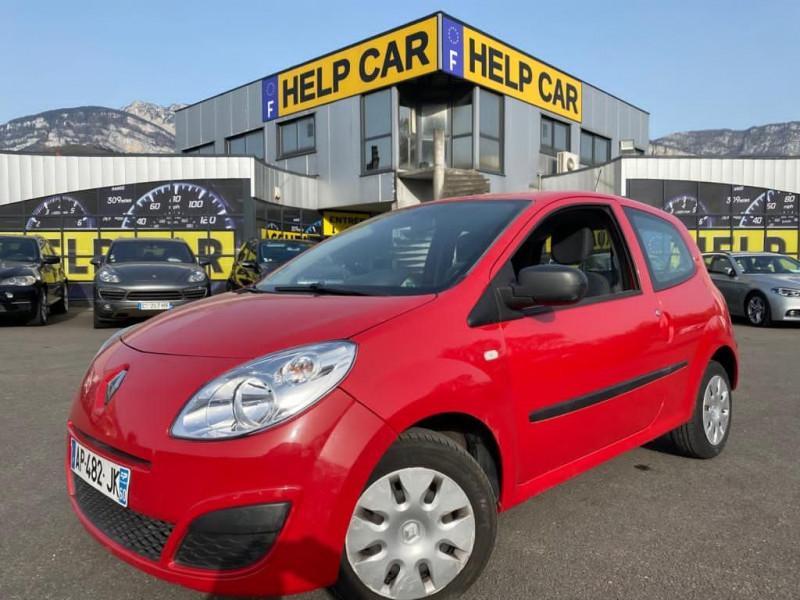 Renault TWINGO II 1.5 DCI 65CH AUTHENTIQUE Diesel ROUGE Occasion à vendre