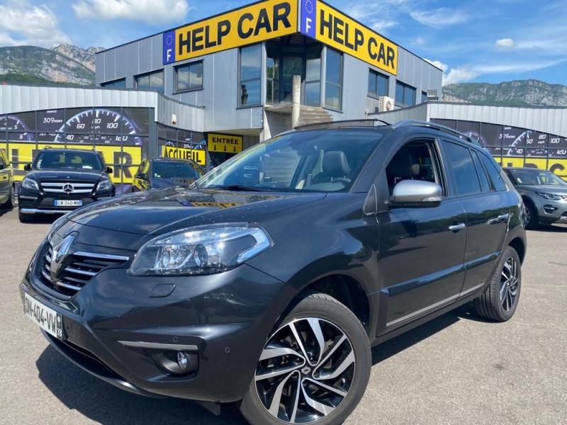 Renault KOLEOS 2.0 DCI 175CH BOSE EDITION 4X4 Diesel NOIR Occasion à vendre