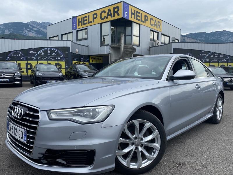Audi A6 2.0 TDI 190CH ULTRA AVUS S TRONIC 7 Diesel GRIS C Occasion à vendre