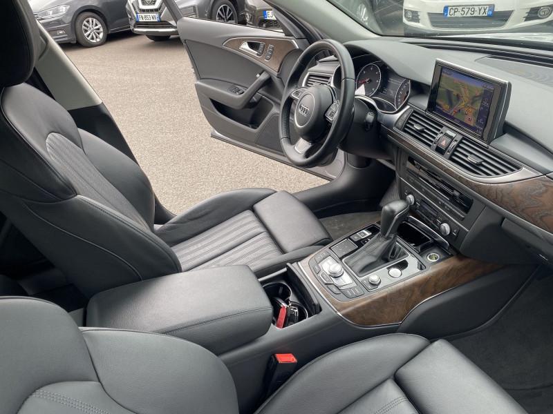 Photo 5 de l'offre de AUDI A6 2.0 TDI 190CH ULTRA AVUS S TRONIC 7 à 32990€ chez Help car