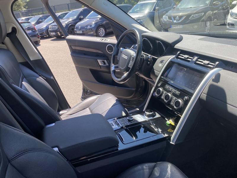 Photo 5 de l'offre de LAND-ROVER DISCOVERY 3.0 TD6 258CH HSE 7 PLACES à 44990€ chez Help car