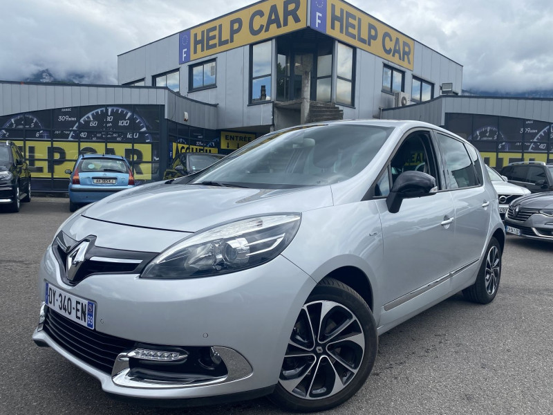 Renault SCENIC III 1.5 DCI 110CH ENERGY BOSE ECO² 2015 Diesel GRIS C Occasion à vendre