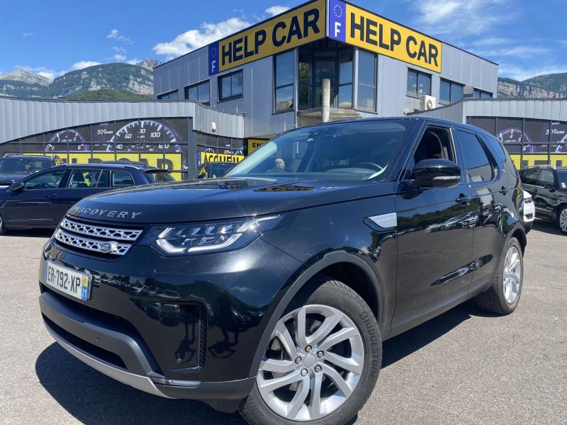 Land-Rover DISCOVERY 3.0 TD6 258CH HSE 7 PLACES Diesel NOIR Occasion à vendre