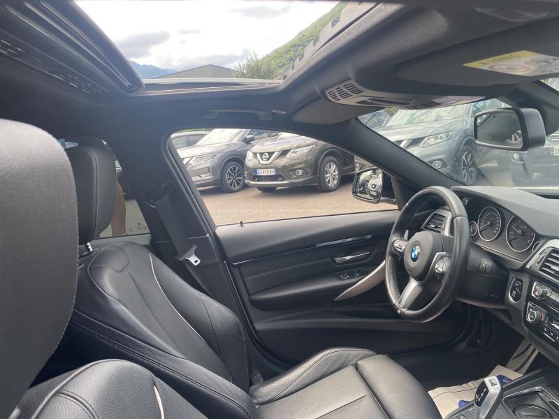 Photo 6 de l'offre de BMW SERIE 3 (F30) 318DA 150CH M SPORT à 24990€ chez Help car