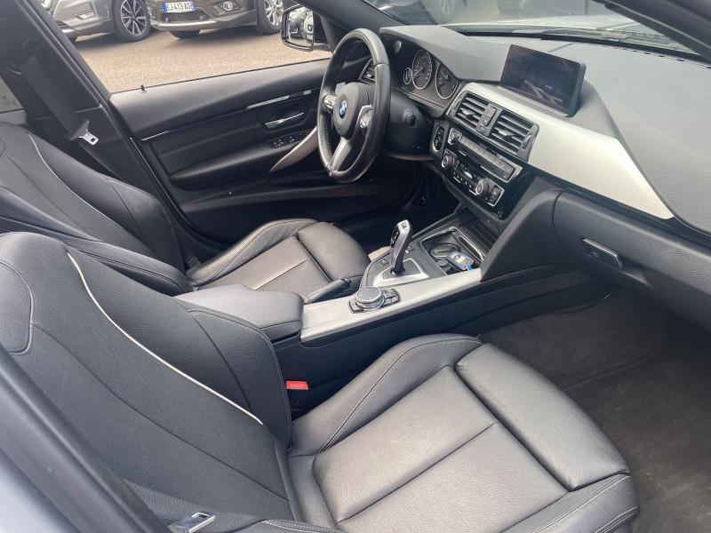 Photo 5 de l'offre de BMW SERIE 3 (F30) 318DA 150CH M SPORT à 24990€ chez Help car