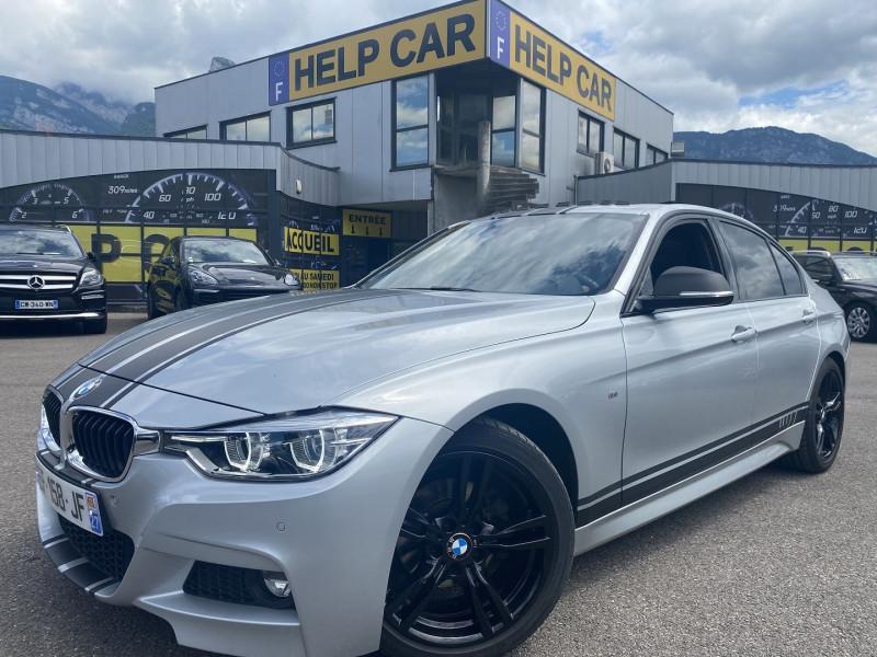 Photo 1 de l'offre de BMW SERIE 3 (F30) 318DA 150CH M SPORT à 24990€ chez Help car