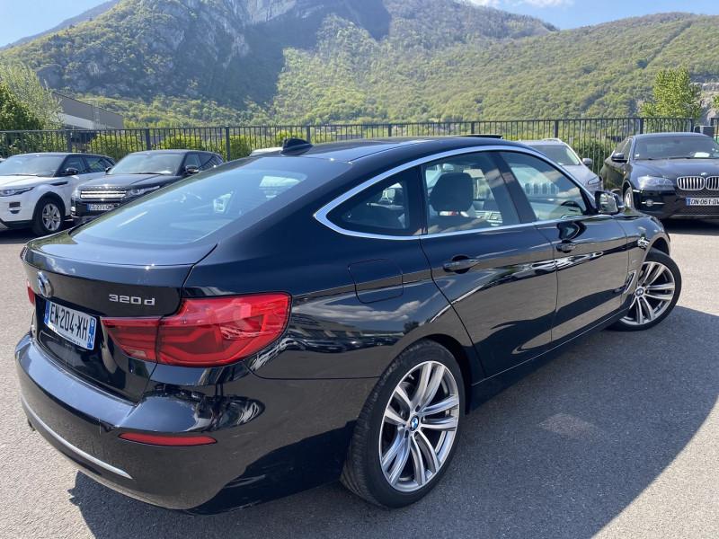 Photo 3 de l'offre de BMW SERIE 3 GRAN TURISMO (F34) 320DA XDRIVE 190CH LUXURY à 24990€ chez Help car