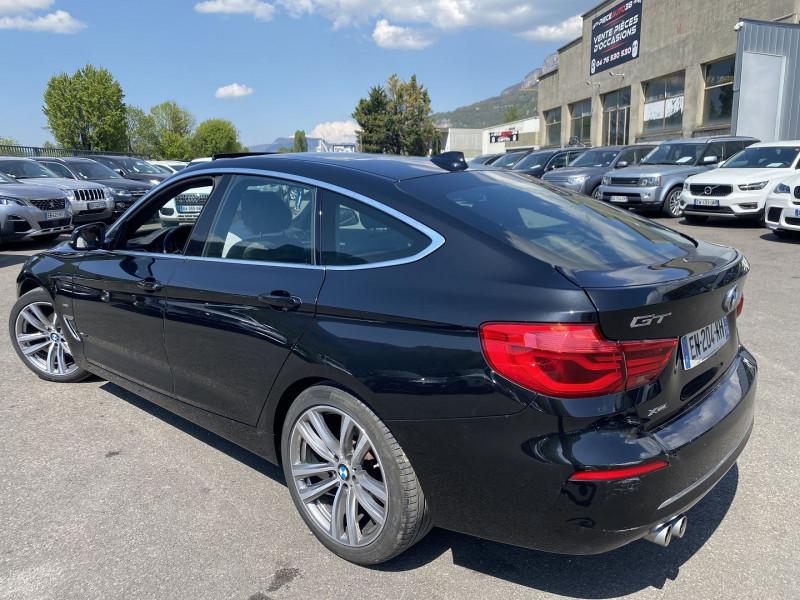 Photo 4 de l'offre de BMW SERIE 3 GRAN TURISMO (F34) 320DA XDRIVE 190CH LUXURY à 24990€ chez Help car