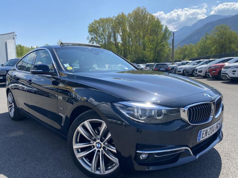 Photo 2 de l'offre de BMW SERIE 3 GRAN TURISMO (F34) 320DA XDRIVE 190CH LUXURY à 24990€ chez Help car