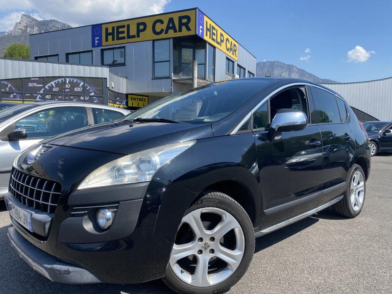 Peugeot 3008 1.6 HDI112 FAP ALLURE Diesel NOIR Occasion à vendre