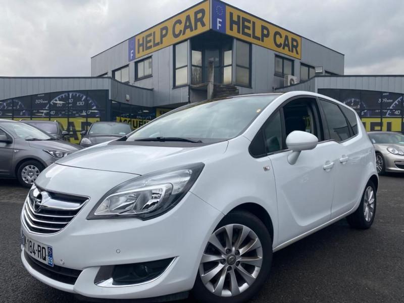 Opel MERIVA 1.6 CDTI 110CH COSMO PACK START/STOP Diesel BLANC Occasion à vendre
