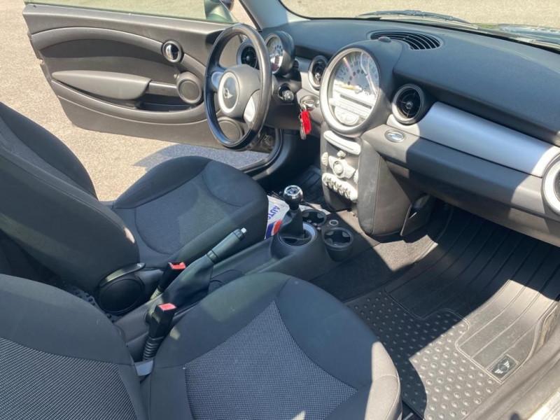 Photo 4 de l'offre de MINI MINI COOPER D 110CH à 6990€ chez Help car