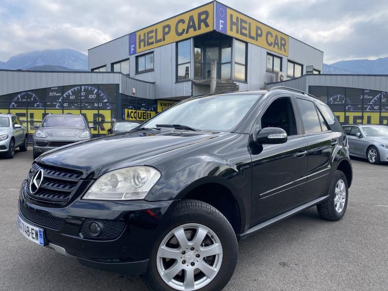 Mercedes-Benz CLASSE ML 280 CDI Diesel NOIR Occasion à vendre