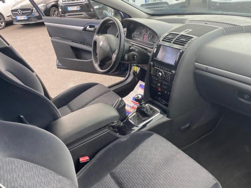 Photo 4 de l'offre de PEUGEOT 407 2.0 HDI140 PREMIUM FAP à 8490€ chez Help car