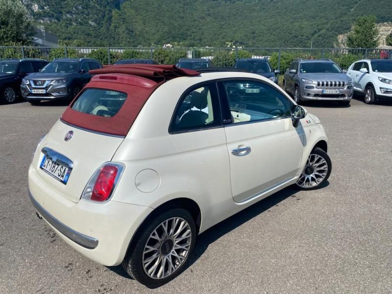 Photo 3 de l'offre de FIAT 500C 1.2 8V 69CH S&S POP à 9490€ chez Help car