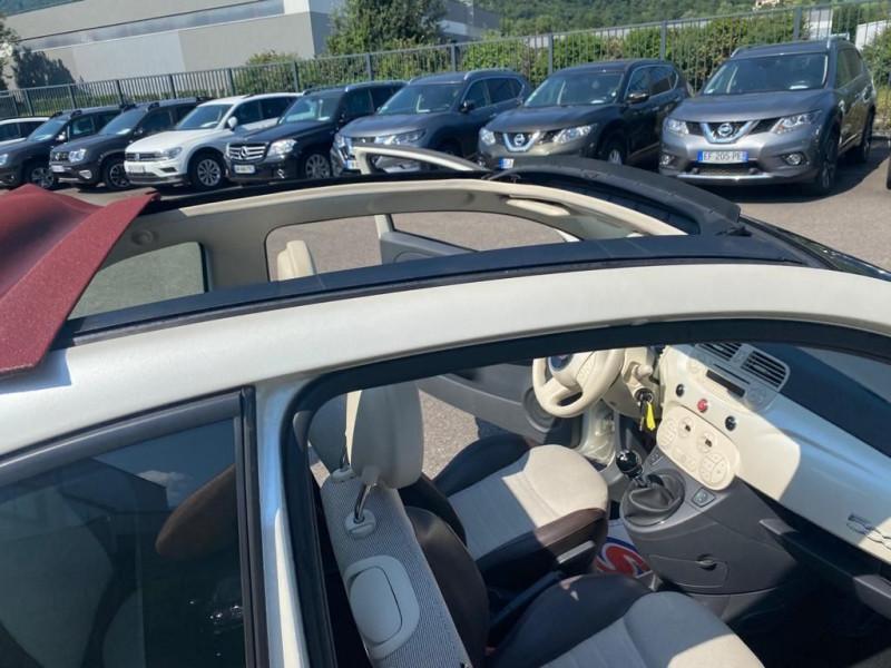 Photo 5 de l'offre de FIAT 500C 1.2 8V 69CH S&S POP à 9490€ chez Help car