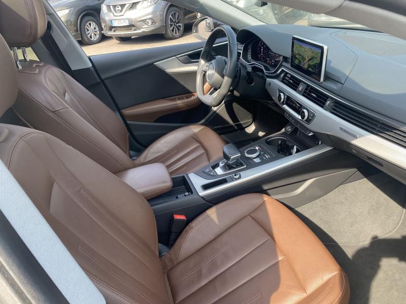 Photo 4 de l'offre de AUDI A5 SPORTBACK 3.0 TDI 272CH S LINE QUATTRO TIPTRONIC à 34990€ chez Help car