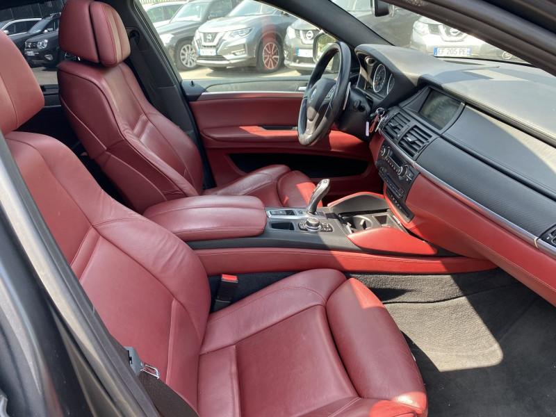 Photo 4 de l'offre de BMW X6 M (E71M) M 555CH à 34990€ chez Help car