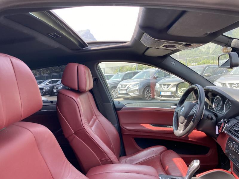 Photo 5 de l'offre de BMW X6 M (E71M) M 555CH à 34990€ chez Help car