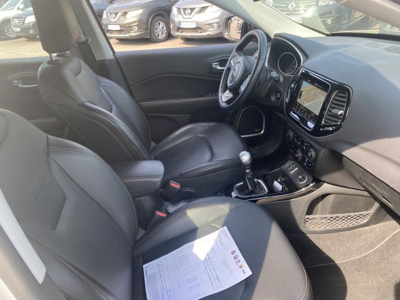 Photo 3 de l'offre de JEEP COMPASS 1.4 MULTIAIR II 140CH LIMITED 4X2 à 21990€ chez Help car