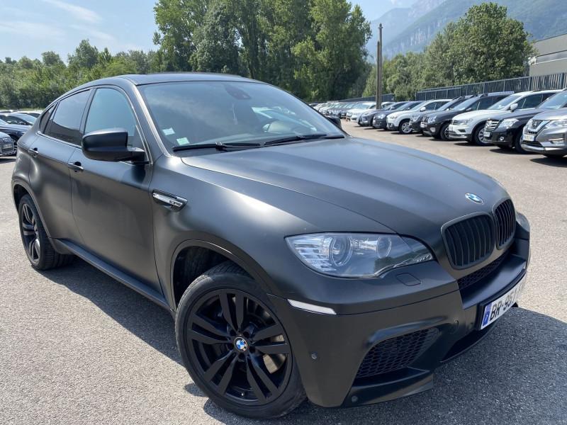 Photo 2 de l'offre de BMW X6 M (E71M) M 555CH à 34990€ chez Help car