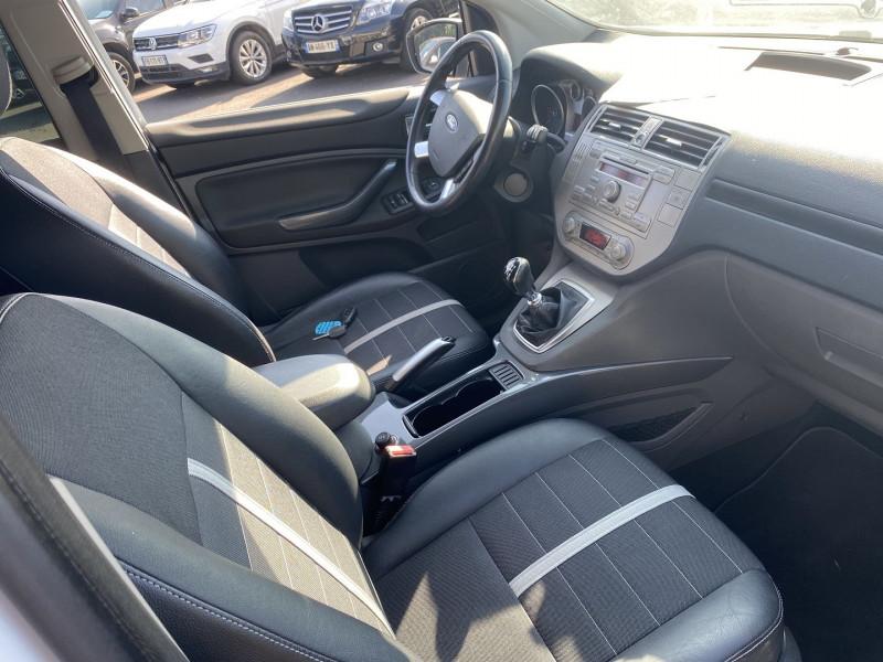 Photo 3 de l'offre de FORD KUGA 2.0 TDCI 140CH FAP TITANIUM 4X2 à 8990€ chez Help car