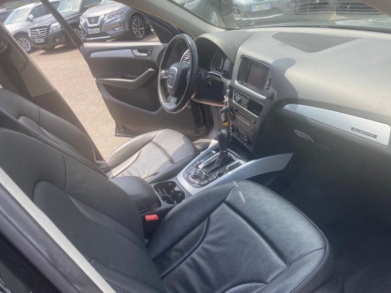 Photo 4 de l'offre de AUDI Q5 2.0 TDI 170CH FAP AMBITION LUXE QUATTRO S TRONIC 7 à 16490€ chez Help car