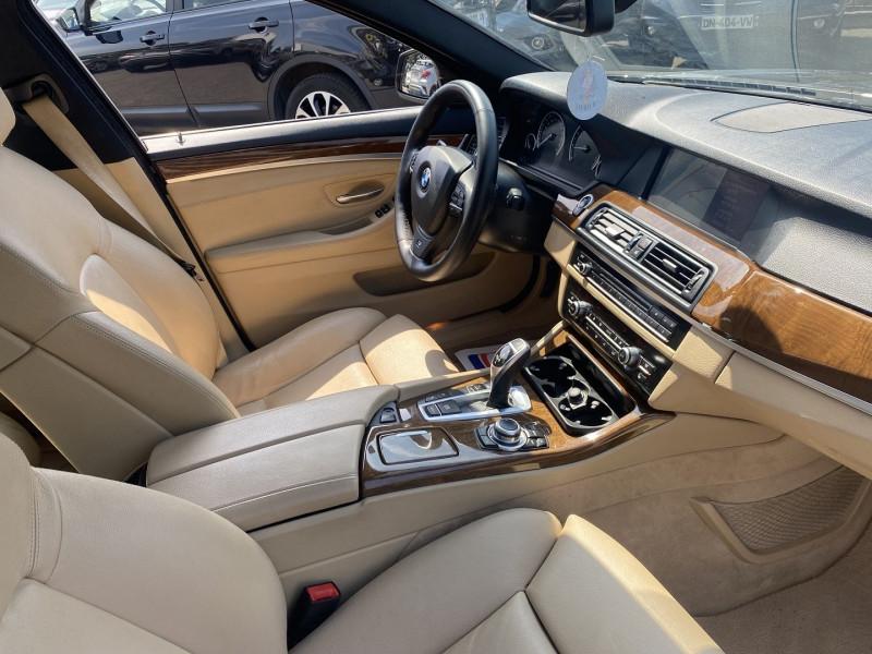 Photo 4 de l'offre de BMW SERIE 5 (F10) 528IA 245CH LUXE à 17990€ chez Help car