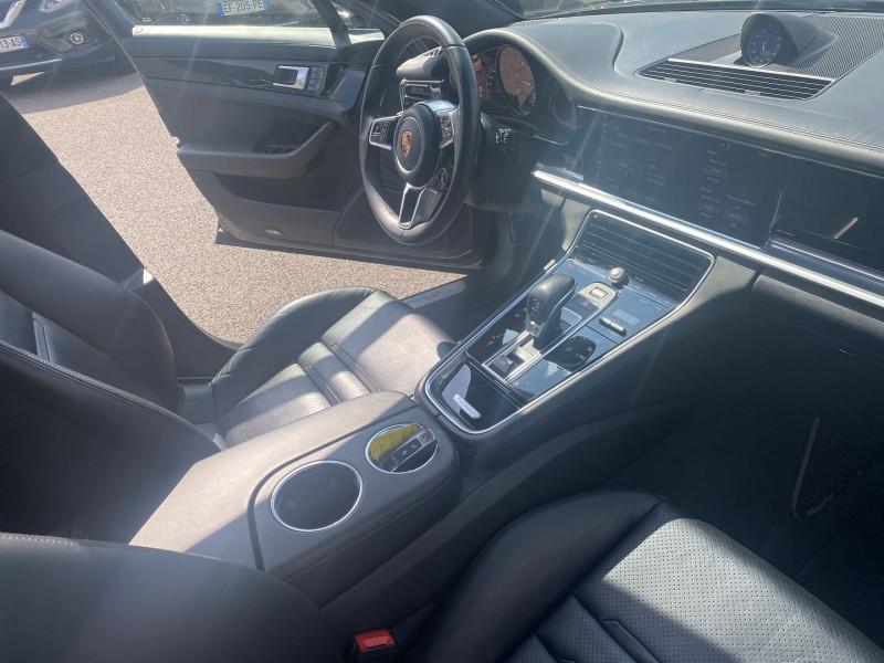 Photo 5 de l'offre de PORSCHE PANAMERA 4.0 V8 422CH 4S DIESEL à 78900€ chez Help car