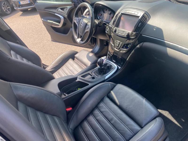 Photo 4 de l'offre de OPEL INSIGNIA SP TOURER 1.6 CDTI 136CH COSMO PACK ECOFLEX START&STOP à 11990€ chez Help car