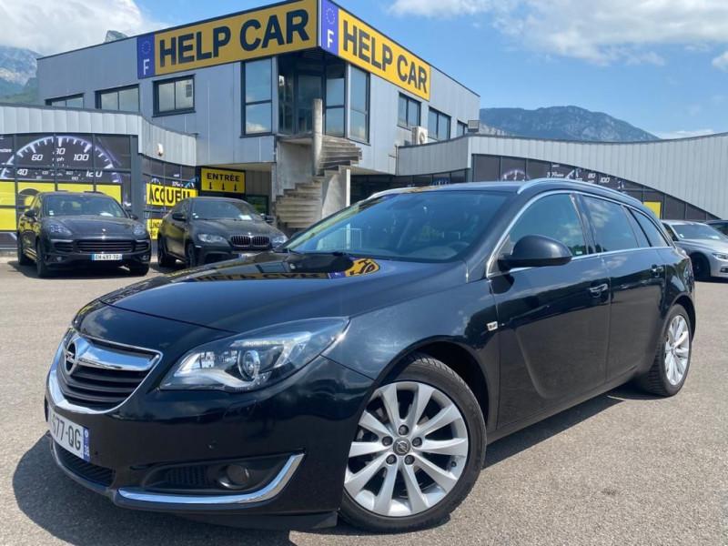 Opel INSIGNIA SP TOURER 1.6 CDTI 136CH COSMO PACK ECOFLEX START&STOP Diesel NOIR Occasion à vendre