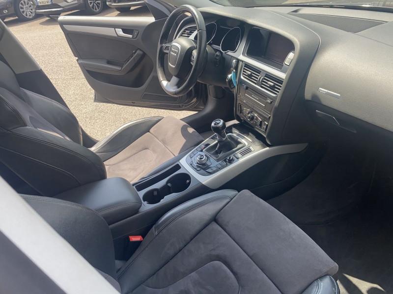 Photo 5 de l'offre de AUDI A5 SPORTBACK 2.0 TDI 170CH S LINE PLUS DPF à 12490€ chez Help car