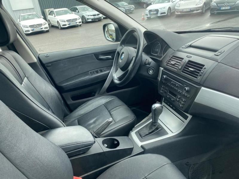 Photo 2 de l'offre de BMW X3 (E83) 2.0DA 177CH LUXE à 11990€ chez Help car