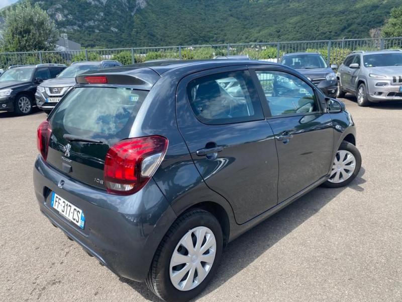 Photo 3 de l'offre de PEUGEOT 108 VTI 72 ACTIVE 5P à 10490€ chez Help car