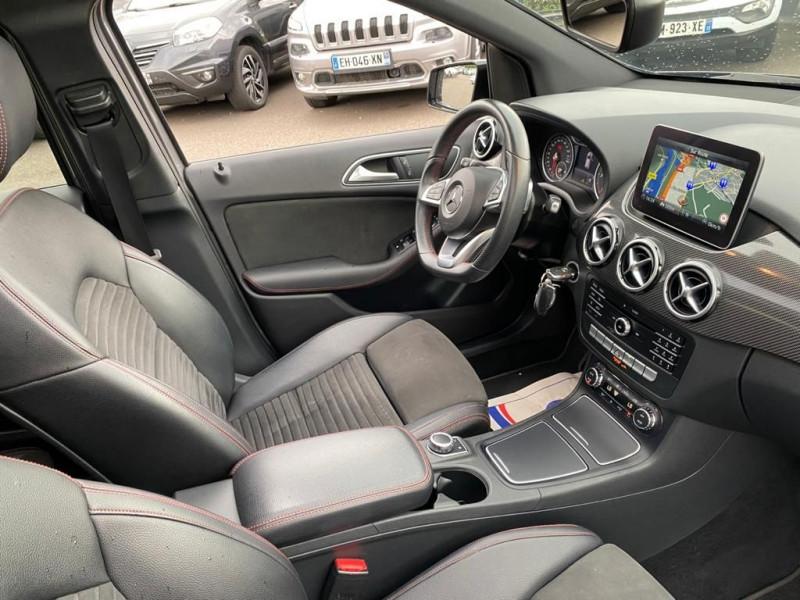 Photo 5 de l'offre de MERCEDES-BENZ CLASSE B (W246) 200D 136CH FASCINATION 7G-DCT EURO6C à 26490€ chez Help car