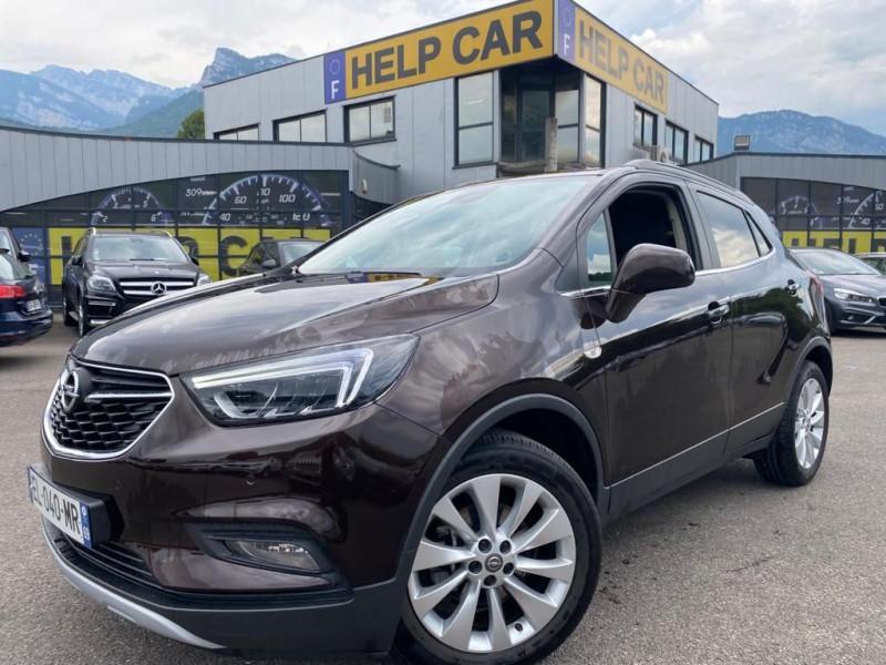 Opel MOKKA X 1.6 CDTI 136CH ELITE 4X2 Diesel MARRON Occasion à vendre
