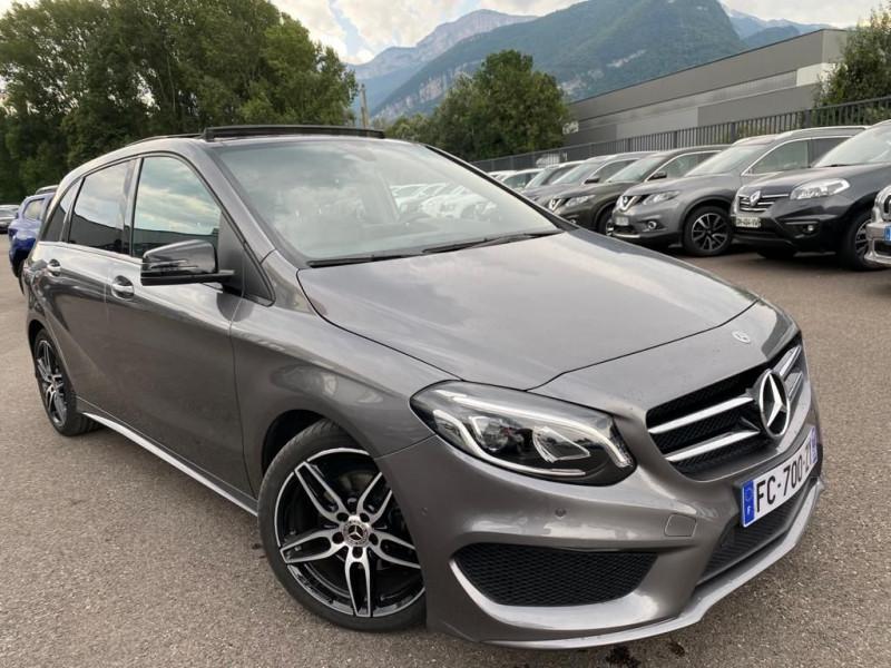 Photo 2 de l'offre de MERCEDES-BENZ CLASSE B (W246) 200D 136CH FASCINATION 7G-DCT EURO6C à 26490€ chez Help car