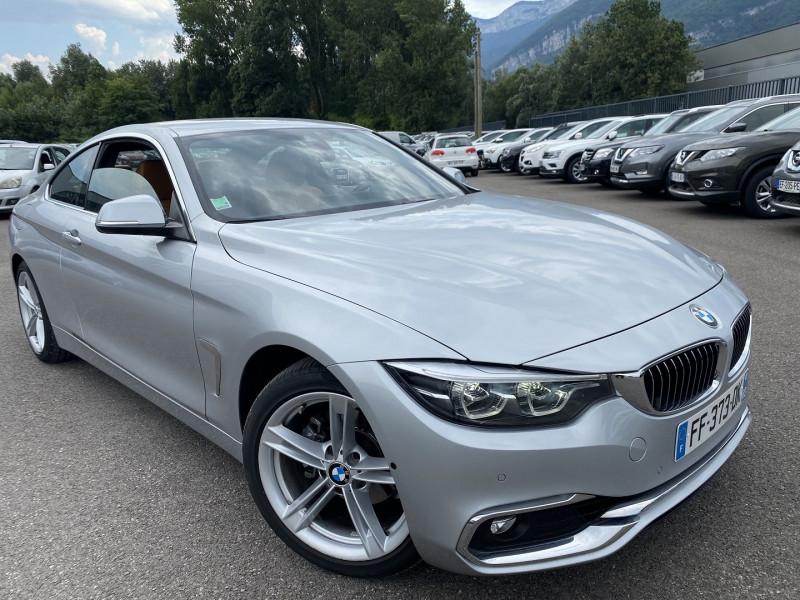 Photo 2 de l'offre de BMW SERIE 4 COUPE (F32) 420IA 184CH M SPORT à 36990€ chez Help car