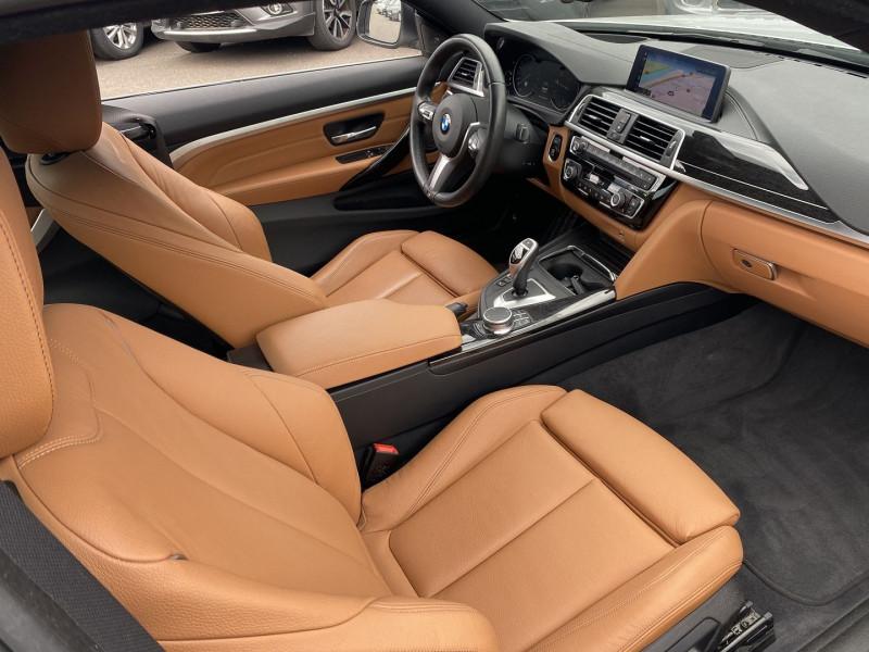 Photo 5 de l'offre de BMW SERIE 4 COUPE (F32) 420IA 184CH M SPORT à 36990€ chez Help car